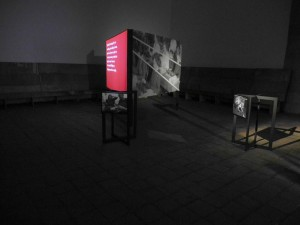 Deep Love Algorithm – Exhibition View 2016 EMAF Osnabrück